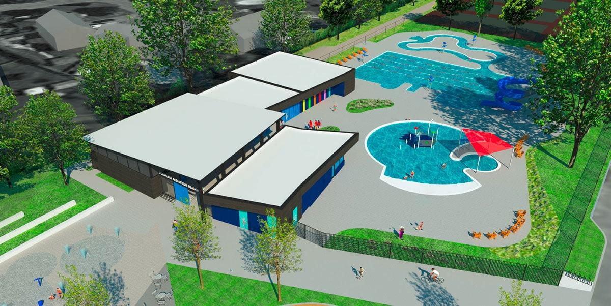piscine municipale beauharnois